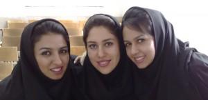 Kopftuch-Iran
