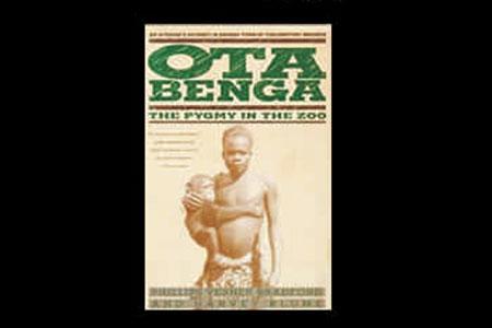 Buch zum Fall Ota Benga